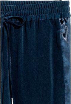 Спортивные штаны H&M 4294474 32 Синие (AB5000000478774)