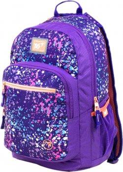 Рюкзак молодежный YES T-57 Sport женский 0.65 кг 31x47x20 см 29 л Фиолетовый (558354)