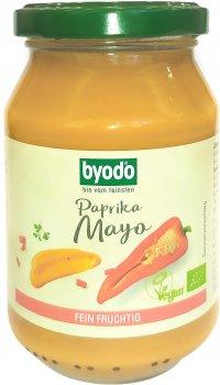 Майонез Byodo с паприкой органического происхождения 45% 250 мл (4018462158258)