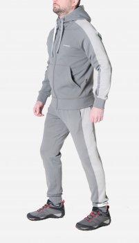 Костюм спортивный с капюшоном Fahrenheit PS PRO FAPS14019 L Серый (90614269)