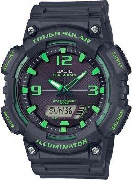 Наручний чоловічий годинник Casio AQ-S810W-8A3VEF