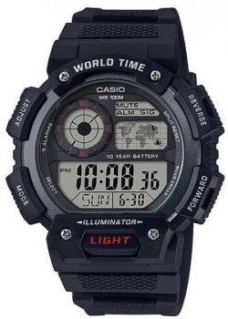Наручний чоловічий годинник Casio AE-1400WH-1AVEF