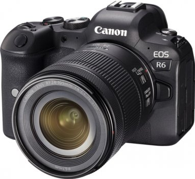 Фотоаппарат Canon EOS R6 RF 24-105mm F4-7.1 IS STM Black (4082C046AA) Официальная гарантия!