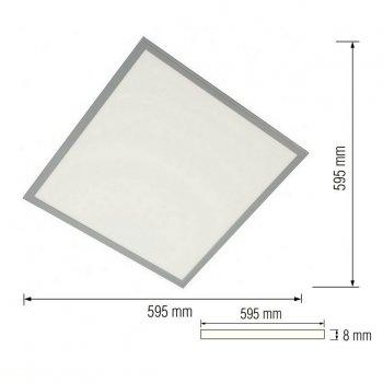 Светодиодная растровая LED-панель типа Армстронг Horoz Electric GALAKSI-45 45W 4200K 056-002-0045