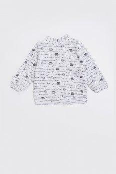 Кофта Убранка 90100-20-01 серый (450)
