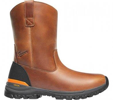 "Чоловічі чоботи Danner Stronghold 10"" Wellington Boot Brown Full Grain Leather (134539)"