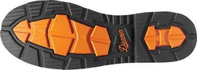 "Мужские сапоги Danner Trakwelt Wellington 11"" Non-Metallic Toe Work Boot Brown Full Grain Leather (115512)"