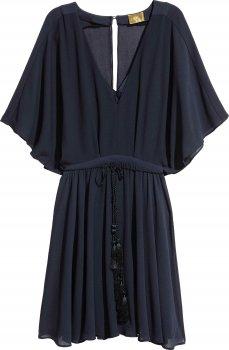 Платье H&M KK4902105 Синее