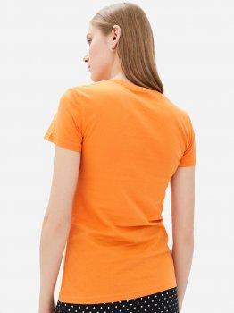 Футболка ROZA 1907161 Оранжевая