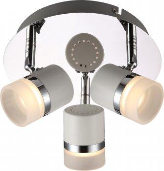 Спот Altalusse INL-9387C-15 Chrome & White SMD LED 15Вт
