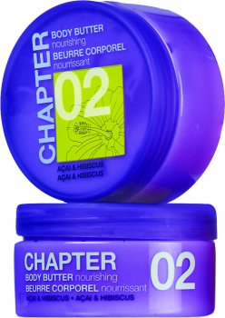 Крем-масло для тіла Mades Cosmetics Chapter Асаї та гібіскус 200 мл (8714462079048)