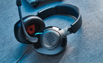 Навушники JBL Quantum 300 Black (JBLQUANTUM300BLK)