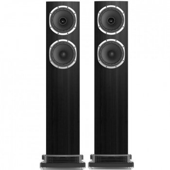 Пасивна підлогова акустична система Fyne Audio F501 Black Oak