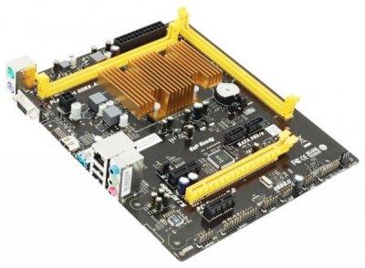 Материнская плата Biostar j1900mh2 (Intel Quad-core Celeron j1900)