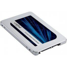Crucial MX500 2.5 500 GB (CT500MX500SSD1)