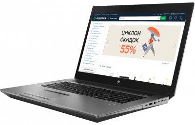 Ноутбук HP ZBook 17 G6 (6CK22AV_V22) Silver