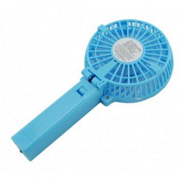 Вентилятор міні ручної HANDY MINI FAN Блакитний