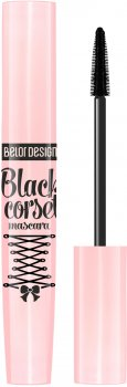 Тушь для ресниц Belor Design Black Corset черный 9.8 г (4810156049107)