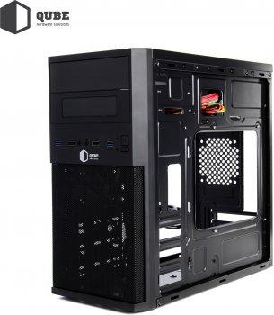 Корпус QUBE QB07M 400W Black (QB07M_MN4U3)
