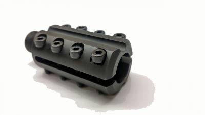 Безрезьбовой адаптер ANT STEEL titanium