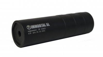 Глушитель STEEL Immortal XL Нержавеющая сталь .30