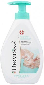 Крем-мыло жидкое DermoMed дезинфицирующие 300 мл (8032680390937)