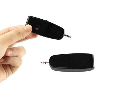 Мікрофон UHF 2,4 G бездротовий Чорний (1007-469-00)