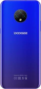 Смартфон Doogee x95 Blue
