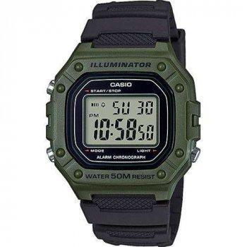 Наручний годинник Casio Collection W-218H-3AVEF