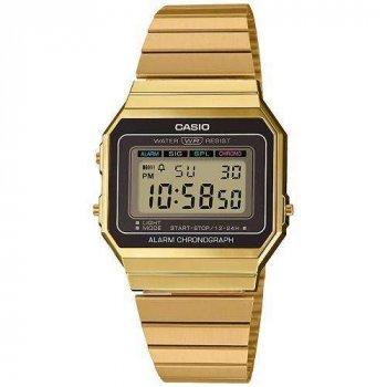 Наручний годинник Casio Collection A700WEG-9AEF