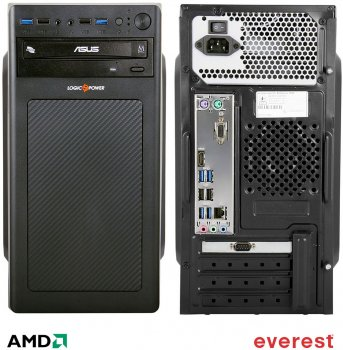 Компьютер Everest Office 1046 (1046_6615)