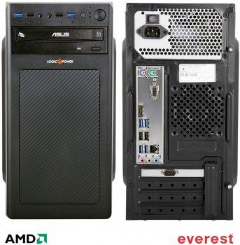 Комп'ютер Everest Office 1046 (1046_6621)