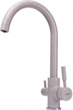 Кухонний змішувач з під'єднанням до фільтра GLOBUS LUX GLLR-0333-5-Terra