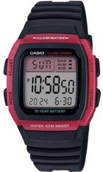 Чоловічий наручний годинник Casio W-96H-4AVEF