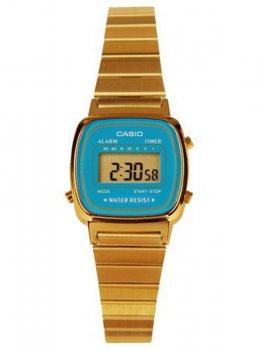 Жіночі наручні годинники Casio LA670WGA-2DF