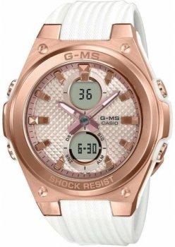Жіночі наручні годинники Casio MSG-C100G-7AER
