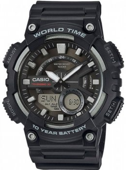 Чоловічі наручні годинники Casio AEQ-110W-1AVEF