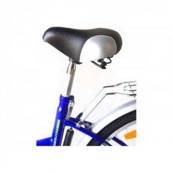 Электровелосипед Uvolt Салют Плюс Mb-36-350 13.2Mah 24 С Корзиной Синий