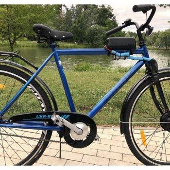Электровелосипед Uvolt Ardis Ukr-Bike Plus Mb-36-500 28 Дюймов Синий