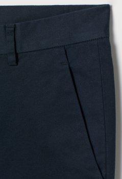 Штани H&M 7108779 Темно-сині