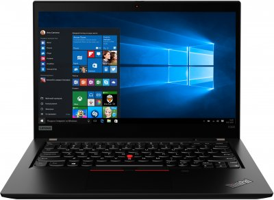 Ноутбук Lenovo ThinkPad X390 (20Q0004YRT) Black