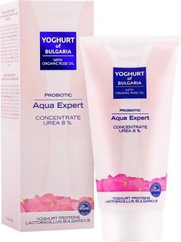 Концентрат для лица и тела BioFresh Аква эксперт Yoghurt Of Bulgaria With Organic Rose Oil с пробиотиком 150 мл (3800156005112)
