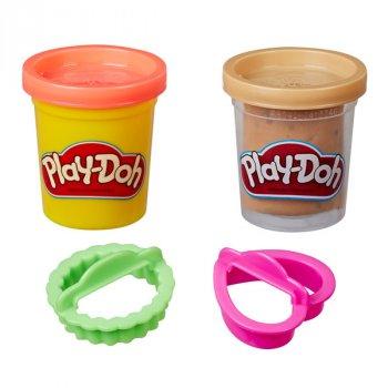 Игровой набор для лепки Play-Doh Шоколадная стружка Мини-сладости (E5100EU4-Е5205)