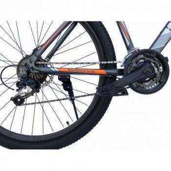 Електровелосипед Uvolt Unicorn Rock Mb-48-1000 29 Дюймів Сіро-Помаранчевий