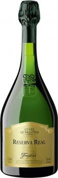 Вино ігристе Freixenet Cava Reserva Real біле брют 0.75 л 11.5% (8410036008598)
