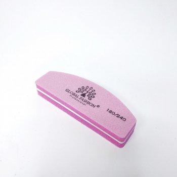 Поліровка для нігтів Global Fashion 180/240