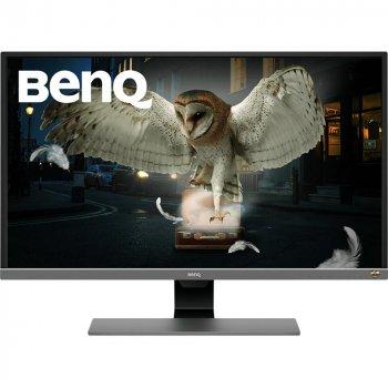 BENQ EW3270UE Grey-Black (9H.LGVLA.FSE)
