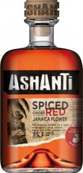 Напій на основі рому Ashanti Spiсed Rum 0.7 л 38% (8410490267104)