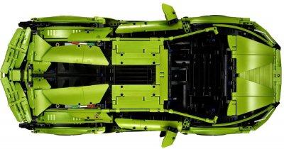 Конструктор LEGO Technic Lamborghini Sián FKP 37 3696 деталей (42115)