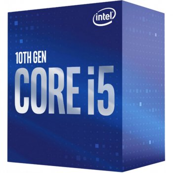 Процесор Intel Core i5-10400 2.9 GHz/12MB (BX8070110400) s1200 BOX